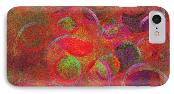 1153 Abstract Thought IPhone Case