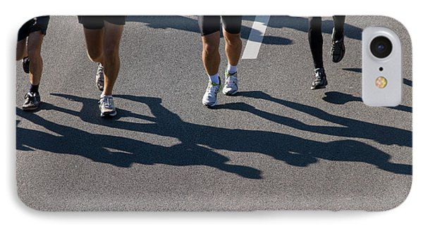11th Poznan Marathon Phone Case by Michal Bednarek