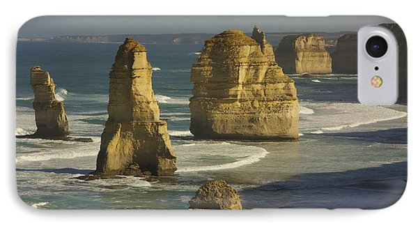 12 Apostles #4 IPhone Case by Stuart Litoff