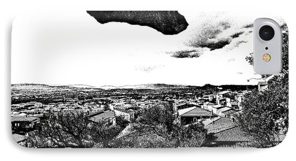 Arzachena Landscape IPhone Case