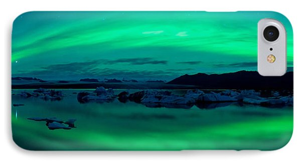 Aurora Borealis Or Northern Lights IPhone Case