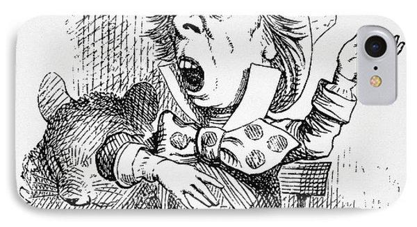 Carroll Alice, 1865 IPhone Case