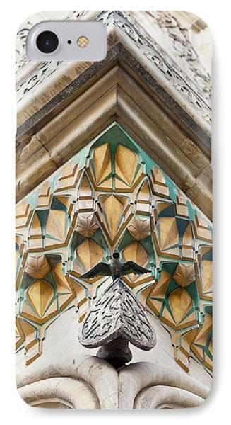 Episcopal Cathedral Of Curtea De Arges IPhone Case by Martin Zwick