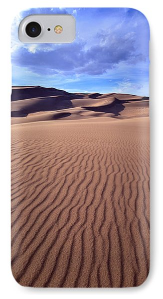 Great Sand Dunes IPhone Case by Ray Mathis