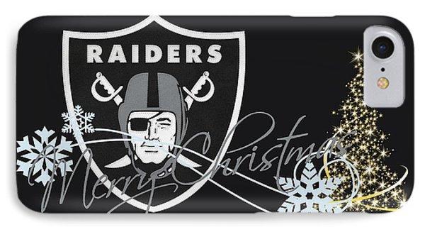 Oakland Raiders IPhone 7 Case