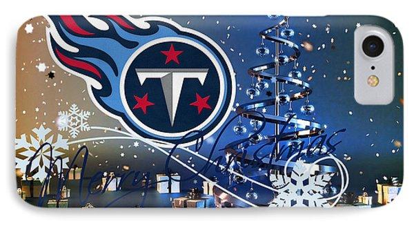 Tennessee Titans Phone Case by Joe Hamilton