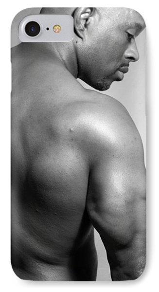 The Poser IPhone Case by Jake Hartz