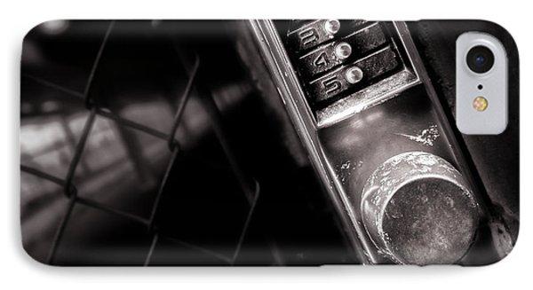 12345 Phone Case by Bob Orsillo