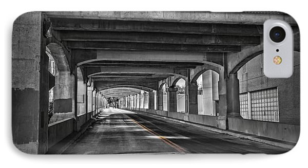 12th Street Bridge IPhone Case by Jeff Swanson