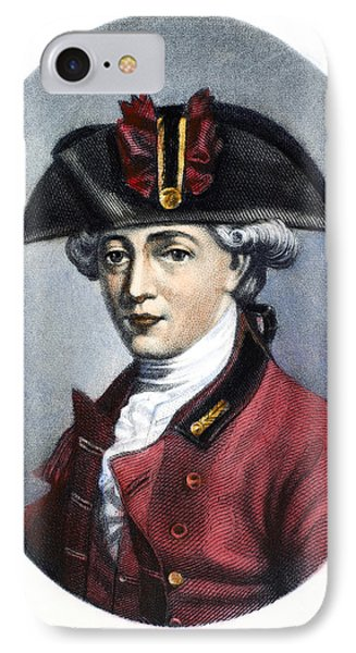 John Andre (1751-1780) IPhone Case by Granger