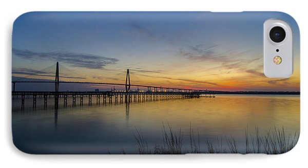 Peacefull Hues Of Orange And Yellow  IPhone Case by Dale Powell