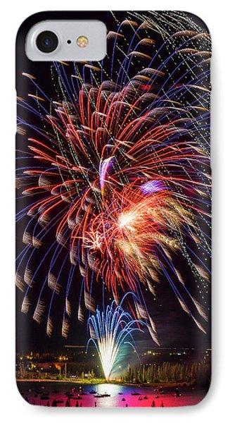 Usa, Colorado, Frisco, Dillon Reservoir IPhone Case by Jaynes Gallery
