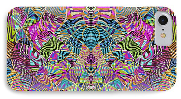 1332 Abstract Thought IPhone Case