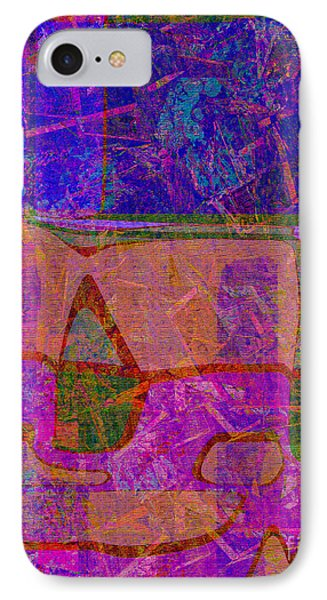 1381 Abstract Thought IPhone Case