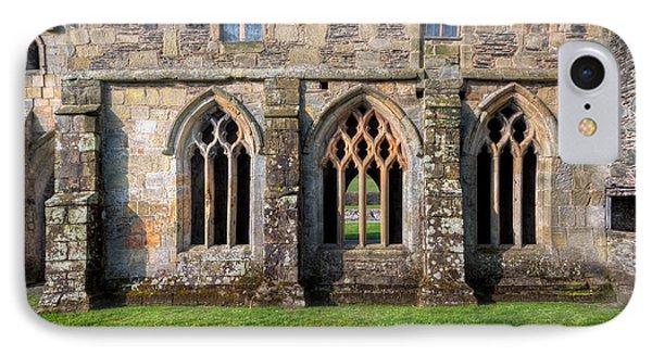13th Century Abbey IPhone Case
