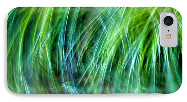 Meditations On Movement In Nature IPhone Case