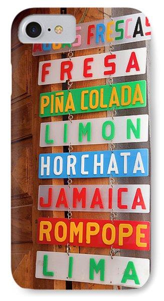 North America, Mexico, Guanajuato IPhone Case by John and Lisa Merrill