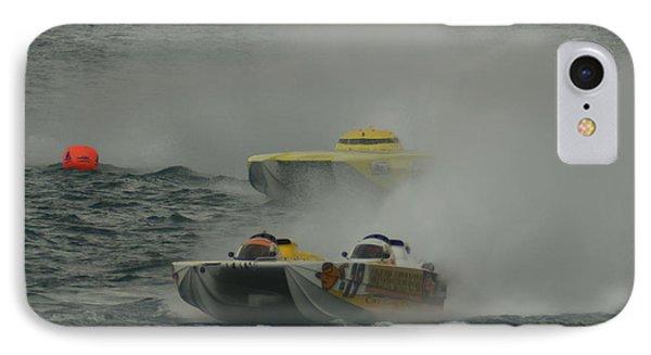 Port Huron Sarnia International Offshore Powerboat Race IPhone Case by Randy J Heath
