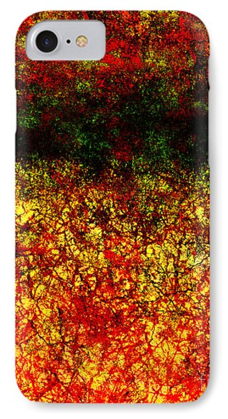1437 Abstract Thought Phone Case by Chowdary V Arikatla