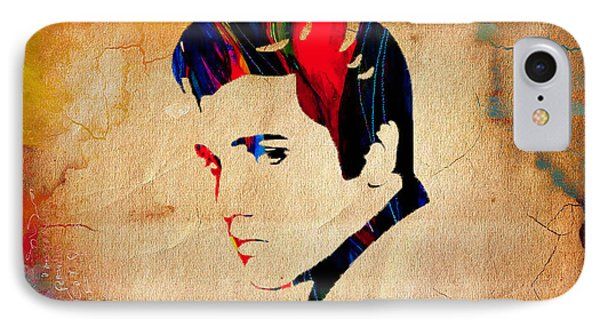 Elvis Presley IPhone Case by Marvin Blaine