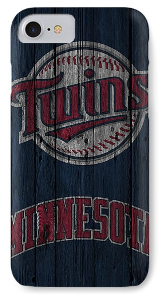 Minnesota Twins IPhone Case by Joe Hamilton