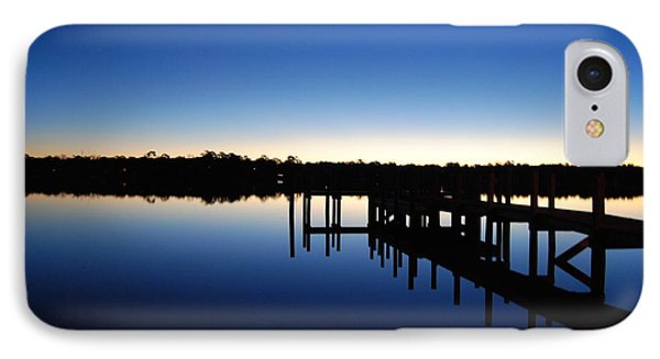 IPhone Case featuring the photograph 15 Minutes Before Sunrise by Michele Kaiser