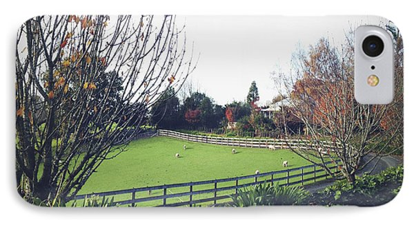 New Zealand Phone Case by Les Cunliffe
