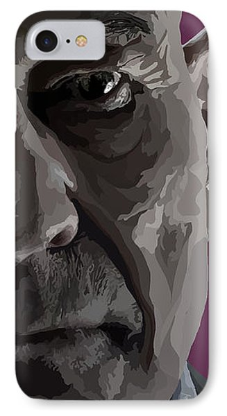 151. Xavier IPhone Case by Tam Hazlewood