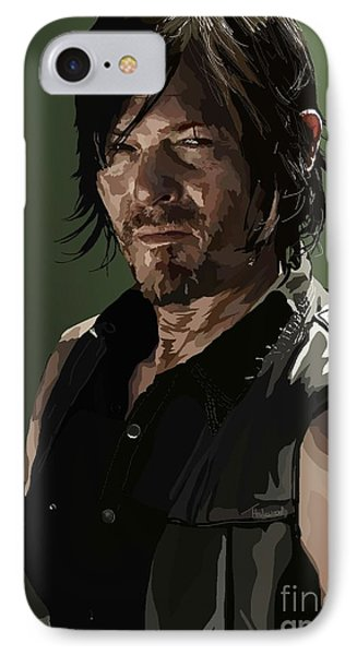 156.  Only Got So Many Arrows. IPhone Case by Tam Hazlewood