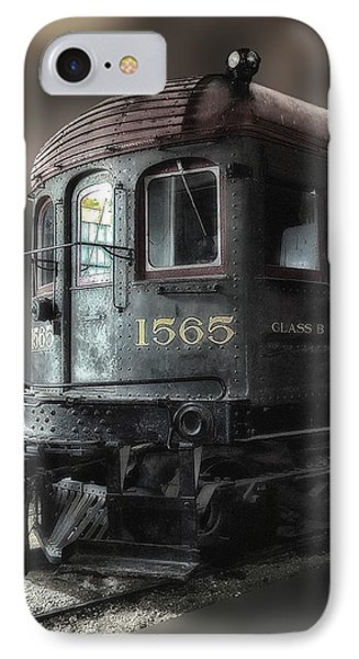 1565 Class B Irm Phone Case by Thomas Woolworth