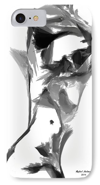 Abstract Series II IPhone Case by Rafael Salazar