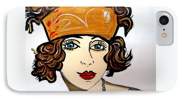 Art Deco  Hilda IPhone Case
