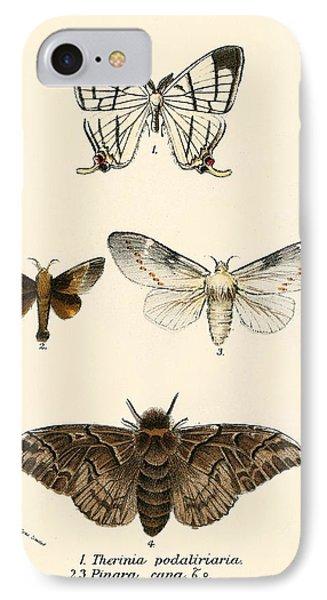 Butterflies Phone Case by English School