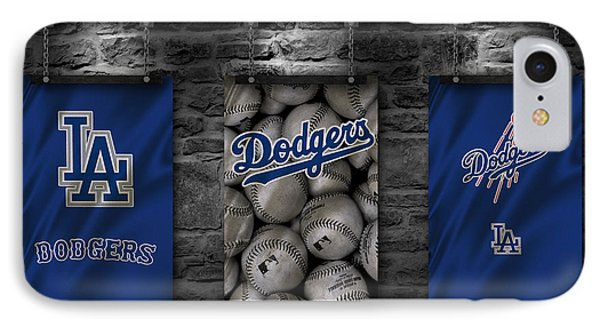 Los Angeles Dodgers IPhone Case