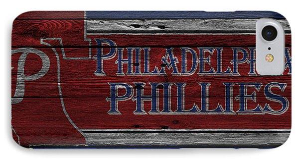 Philadelphia Phillies Phone Case by Joe Hamilton