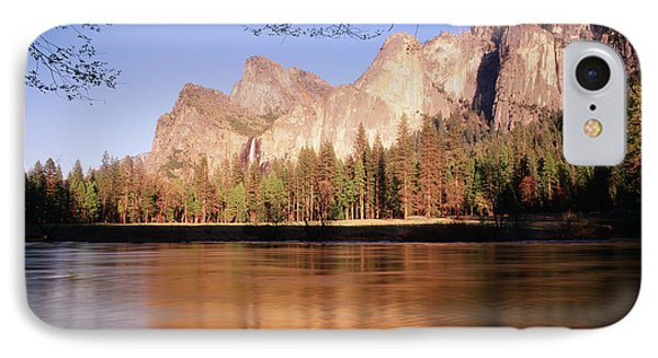 Usa, California, Yosemite National IPhone Case