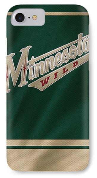 Minnesota Wild IPhone Case