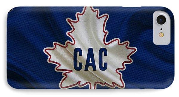 Montreal Canadiens Phone Case by Joe Hamilton