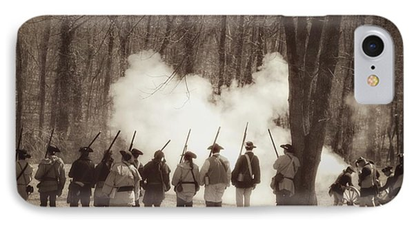 1781 Guilford Court House Battle IPhone Case