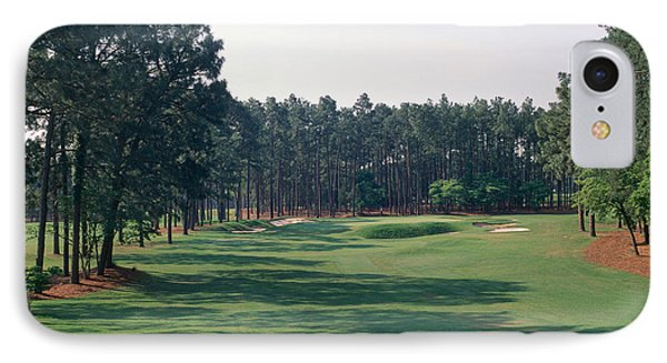 17th Hole At Golf Course, Pinehurst IPhone Case by Panoramic Images
