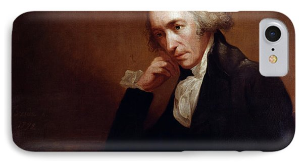 James Watt (1736-1819) IPhone Case by Granger
