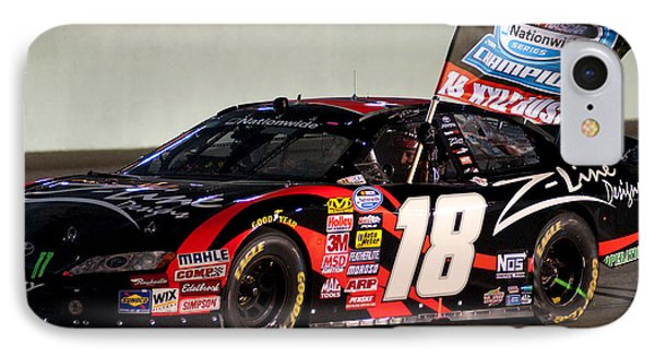 18 Kyle Busch IPhone Case