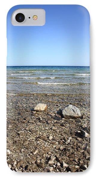 Lake Huron Phone Case by Frank Romeo