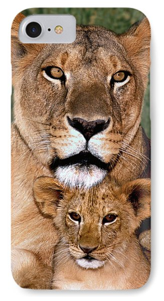 Usa, California, Los Angeles County IPhone Case by Jaynes Gallery