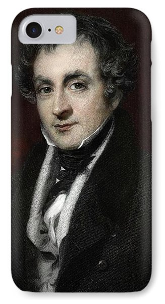 1818 William Lawrence Surgeon Atheism IPhone Case