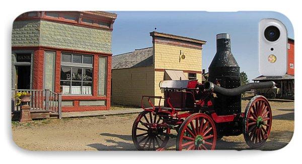 1880 Ghost Town South Dakota 4635 IPhone Case