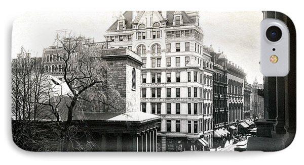 1890 Tremont Street Boston IPhone Case