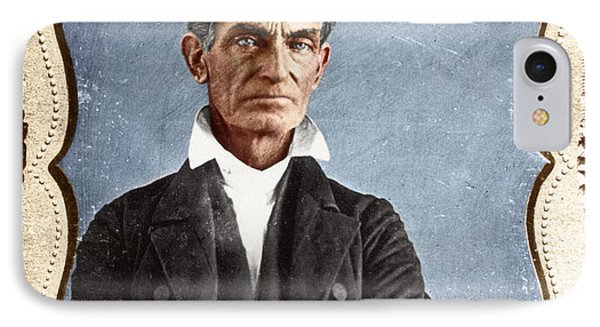 John Brown (1800-1859) IPhone Case by Granger