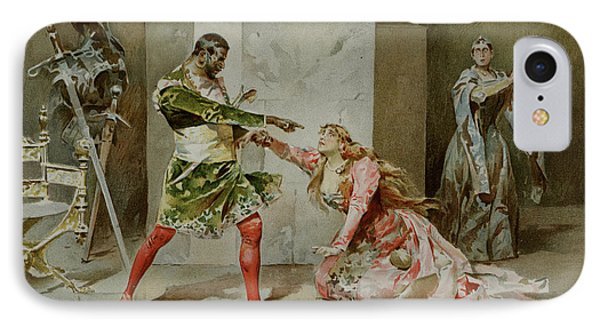 Othello. The Moor Of Venice IPhone Case