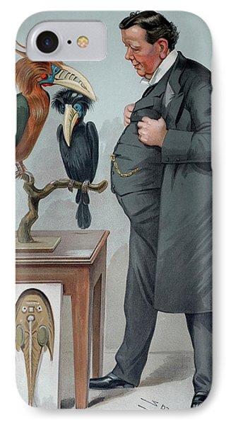 1905 Edwin Ray Lankester Zoologist IPhone Case